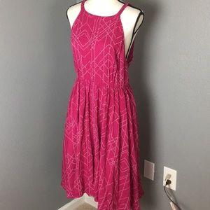 Fuchsia Torrid Dress